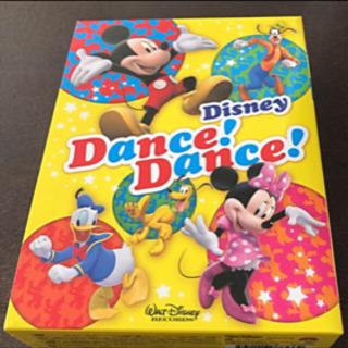 ディズニー ダンスダンス DVD CDセット