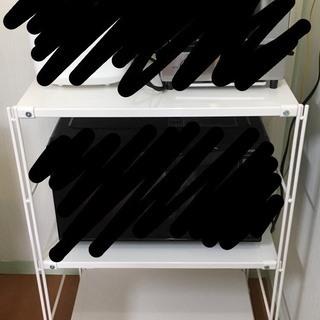 無印良品キッチン収納を売ります。