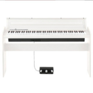 コルグ 電子ピアノ 白 LP-180-WH [LP180WH]【...