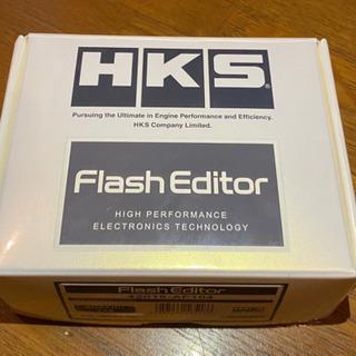 HKS フラッシュエディター WRX STI VAB用