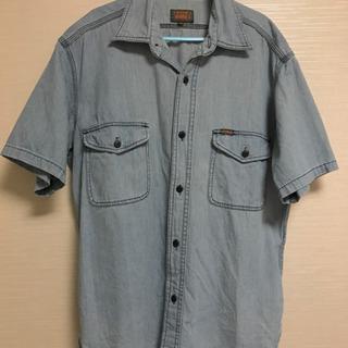 値下げ TWENTY WORKS メンズ半袖シャツ Mサイズ