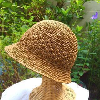 こんな時期こそ編み物!【夏の帽子編】