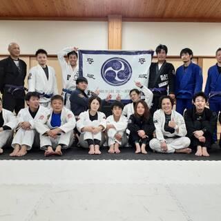 守破離柔術 Shuhari Jiu-jitsu