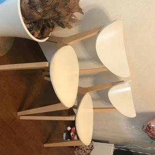 値引き IKEA椅子 二脚