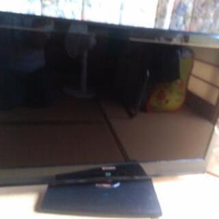 液晶テレビ40型録画機能付(ジャンク品)