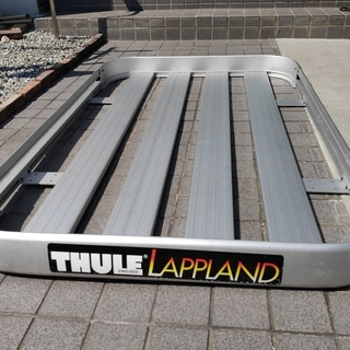 THULE LAPPLAND 720  キャリアラック