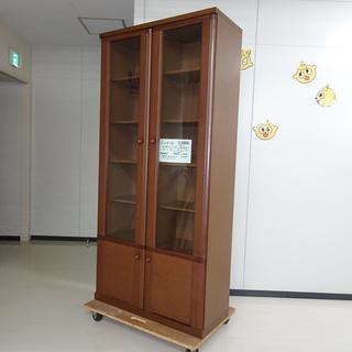 本棚ガラス扉(R208-32)