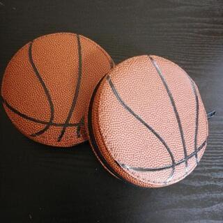 ☆バスケットボール型☆CDケース2個組