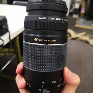 Canon ZOOM LENS EF 75-300㎜