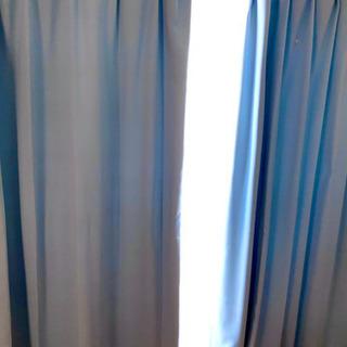 【ネット決済】リビング 和室 カーテン レースカーテン セット ...