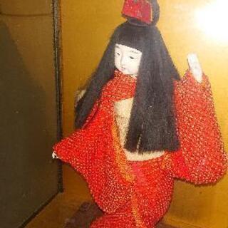 日本人形3体あげます