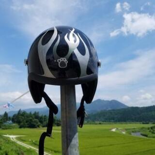 ジェットヘル ヘルメットの画像