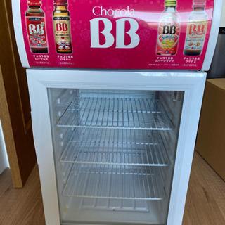 【受け渡し先決定してます】ディスプレイクーラー 冷蔵庫 40L