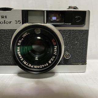 Petri color 35 年代物コンパクトカメラ 値下げ