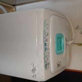 東芝4.5キロ洗濯機 無料でお譲りします