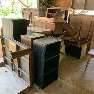 古い家具 いろいろ