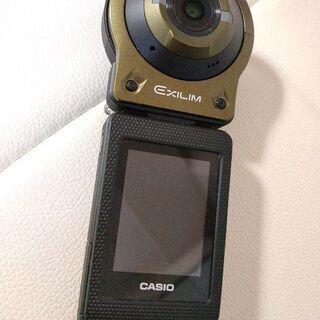 CASIO デジタルカメラ EX-FR10