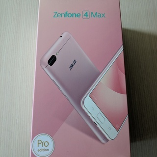ASUS ZENFONE4 MAX スマホ本体 販売します。