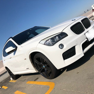 車検満タン BMW X1 Mスポ 女性も運転しやすいSUV