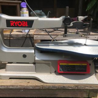 【取引成立】RYOBI  卓上糸ノコ盤 TFE-450  特価です!