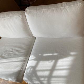 IKEA KARLSTAD 2人がけソファ