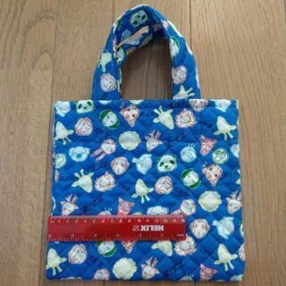 鞄 バッグ 子供用 約20×20cm