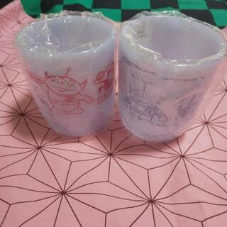 リトルグリーンメンのカップ