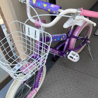美品❣️女の子 子供用自転車