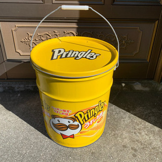 プリングルズペール缶