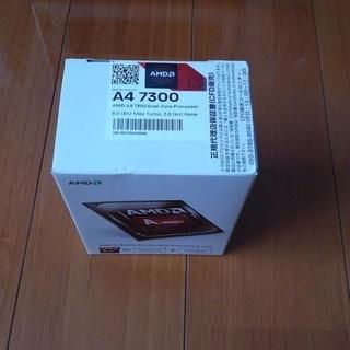 【取引完了】AMD A4 7300(未開封)&ASRockFM2...