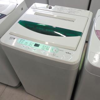 洗濯機 4.5Kg 2017年製 ハーブリラックス YWM-T4...