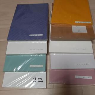印刷用紙、表紙やカード等に如何でしょう?1つ90枚~100枚入り...