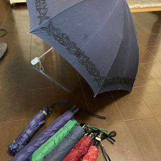 折り畳み傘、日傘