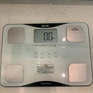 タニタ インナースキャン 体脂肪計