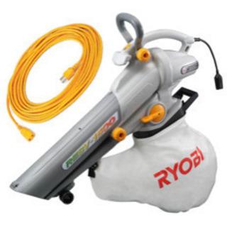 ブロワバキューム RYOBI RESV-1500F
