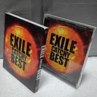 EXILE CATCHY BEST [CD+DVD]ジャンク