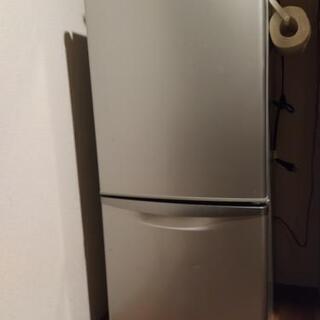 【無料】冷凍庫(2007年製_ナショナル135L)