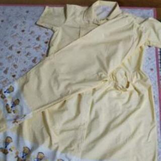 マタニティー用夏のパジャマ
