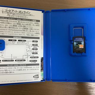 PSVitaソフト ソードアート・オンライン~ホロウフラグメント...