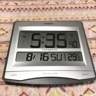 ★CASIO 電波掛け時計 格安!★