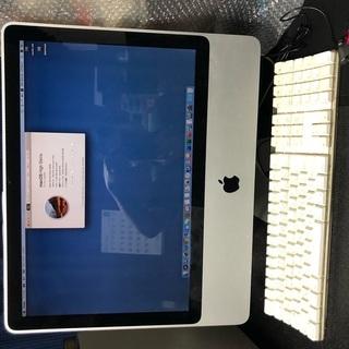 iMac 20inch 2009 SSDで快適!Win10Pro...