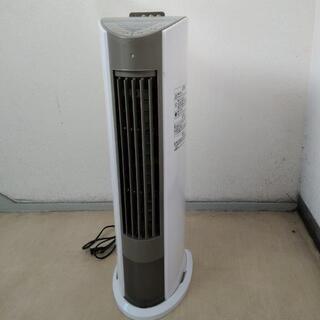 冷風扇 リモコン付き 山善FCR-D40(中古品)