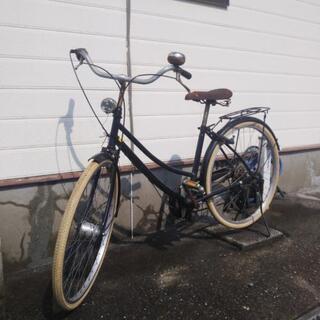 26インチ自転車 ※断捨離中※