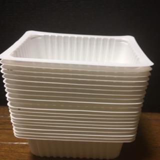 【豆腐の空き容器20個セット】追加可能!メダカの卵の選別や針子の...