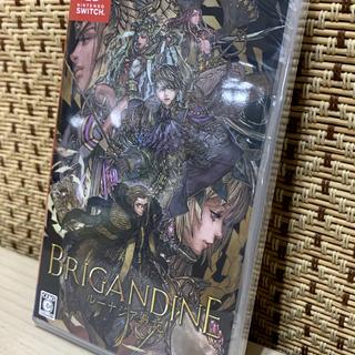 新品 任天堂 スイッチ ソフト ルーナジア戦記 ブリガンダイン ...