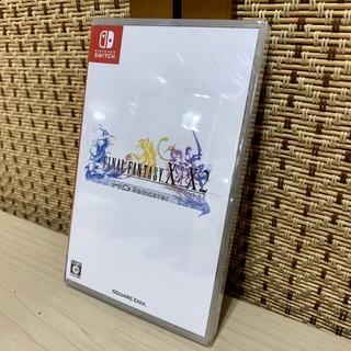 新品 任天堂 スイッチ ソフト ファイナルファンタージーX/X-...