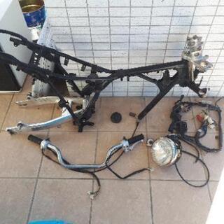 エイプ風バイク(ジャンク品)