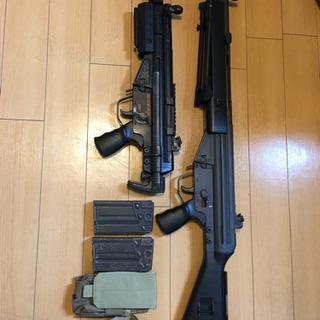 東京マルイG3SAS &G3のSG-1とグレネードセット