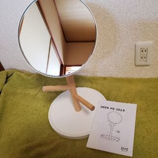 IKEA 卓上ミラー