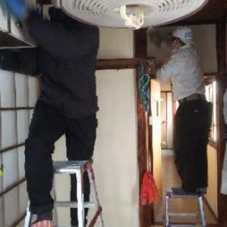 18日武蔵小金井でハウスクリーニング